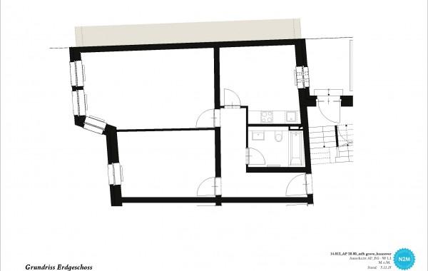 2 Zimmer Wohnung (1.1)