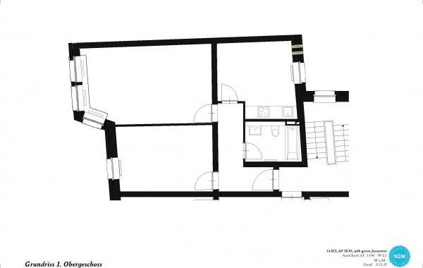 2 Zimmer Wohnung (2.1)