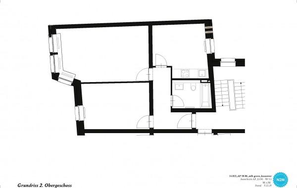 2 Zimmer Wohnung (3.1)